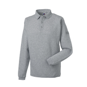 Workwear Sweatshirt with Collar