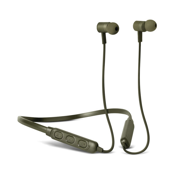 Fresh 'n Rebel Band-it Wireless Headphones - army