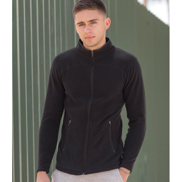 Men Micro Fleece Jacket