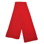 Promo Sjaal Antipilling 220 gr/m2 Rood acc. Rood