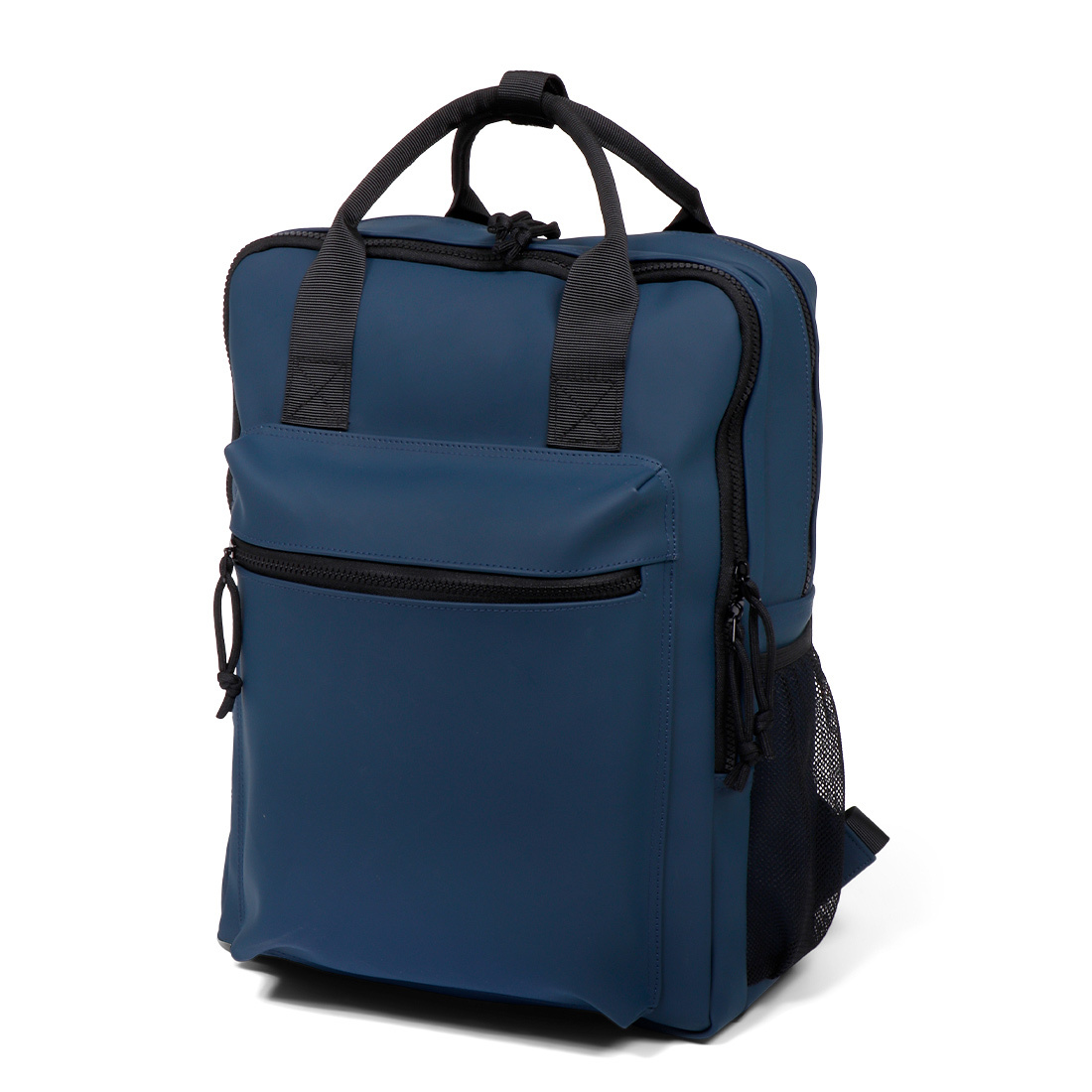 Norländer Dull PU Organizer Backpack Blue