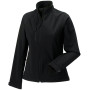 Ladies' softshell jacket black xl