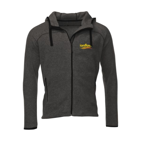 Stedman Active Hooded Fleece Jacket herenjack