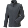 Men's full zip outdoor fleece convoy grey 4xl