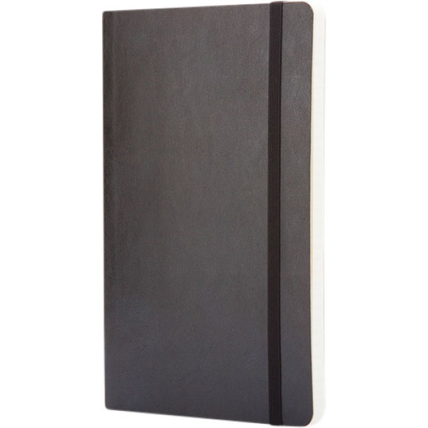 Classic L soft cover notitieboek - ruitjes