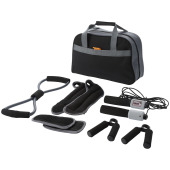 Go-fit 9-delige fitness set