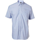 Shirt Oxford, classic fit, short-sleeved