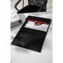 "Portfolio ""ZIPPER, A4, black/red"