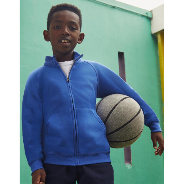 Kids Classic Sweat Jacket