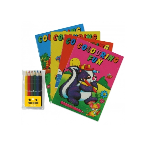 Colour book set