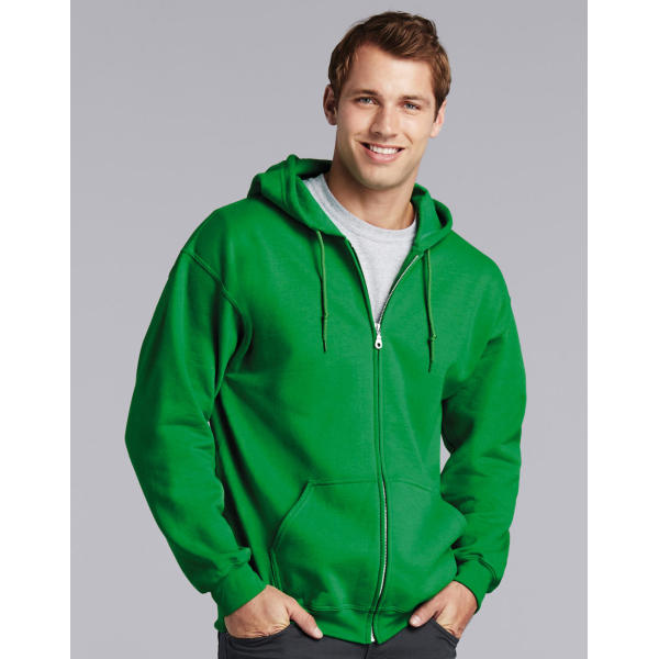 Heavy Blend Adult Full Zip Hooded Sweat