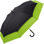 AC golf umbrella FARE®-Stretch 360 - black-lime
