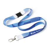 UK Dye Sublimation Lanyard
