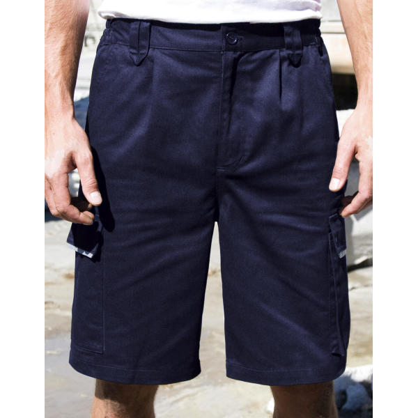 Work-Guard Action Shorts
