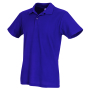 Stedman Polo SS for him deep berry S