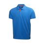 Oxford Polo Racer Blue M