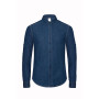 Dnm vision / men deep blue denim s