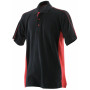 black / red xl