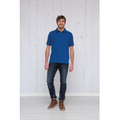 L&S Polo Basic SS for him
