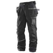 Jobman 2181 Trousers core hp zwart D088