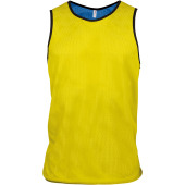 fluorescent yellow / sporty royal blue 'l/xl
