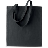 Basic shopper black one size