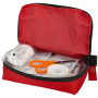 19 piece first aid kit - Red