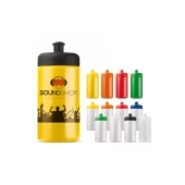 Sportbidon Basic 500ml wit