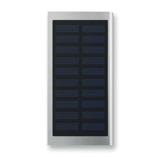 SOLAR POWERFLAT - PowerBank  8000 mAh