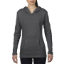 Anvil Sweater Hooded French Terry for her DarkGrey-35%Korting S