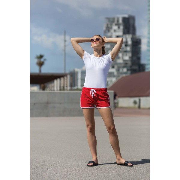 Women's retro short