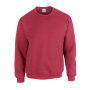 Heavy Blend™ Ronde hals Sweatshirt XXL Antique Cherry Red (Heather)