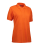 Ladies' PRO Wear polo shirt - Orange, M