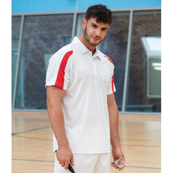 AWDis Cool Contrast Polo Shirt