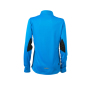 Ladies' Running Shirt - atlantisch/zwart