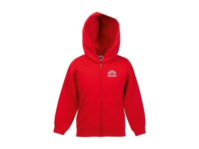 Fruit Hooded Sweatjacket kids