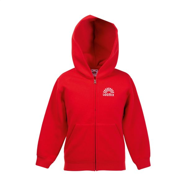 Fruit Classic Hooded Sweat Jacket kids sweater