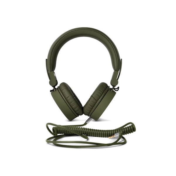 Fresh 'n Rebel Caps On-ear headphones - army
