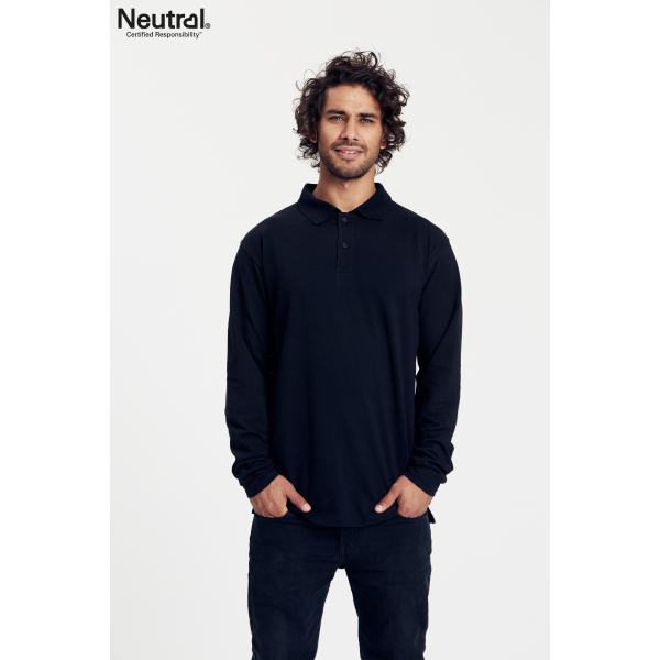 Neutral Polo Man - O20200