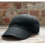 Anvil Cap Low-Profile Twill black OSFA