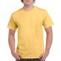 Gildan T-shirt Heavy Cotton for him Yellow Haze L