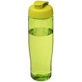H2O Tempo® 700 ml sportfles met flipcapdeksel - Lime