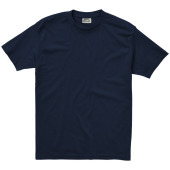 Ace heren t-shirt korte mouwen - Navy - M