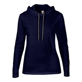 Dames Lange mouwen Hooded Tee