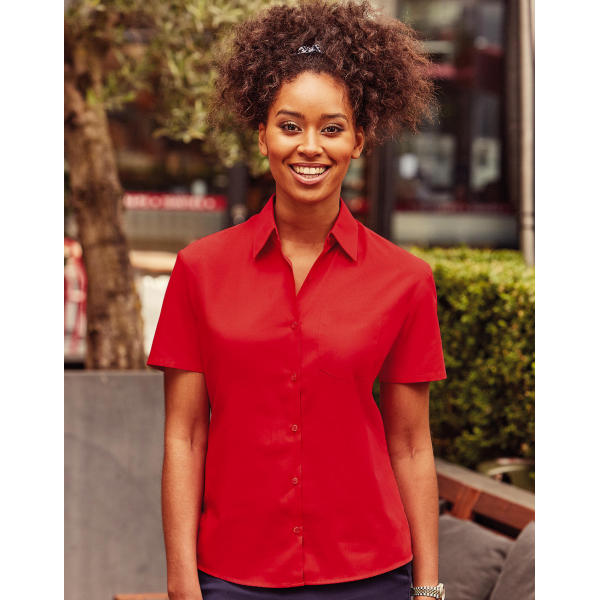 Ladies' Poplin Shirt
