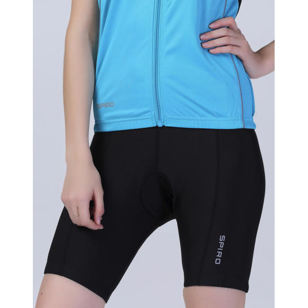 Ladies' Padded Bike Shorts