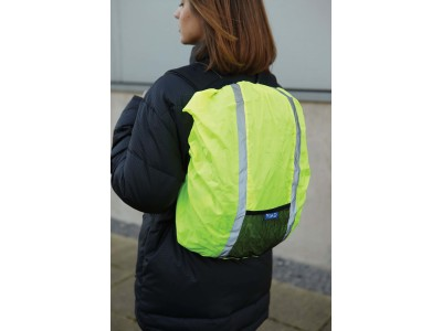 Waterproof rucksack cover