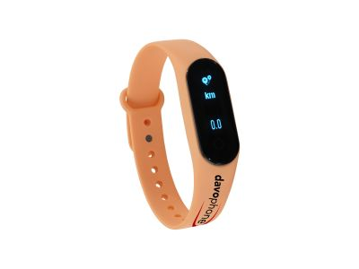 HeartFit activity tracker