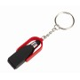 Keyring SMART CLEAN, red