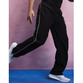 Classic Fit Piped Track Pant